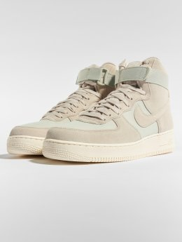 Nike / sneaker Air Force 1 High '07 Suede in beige