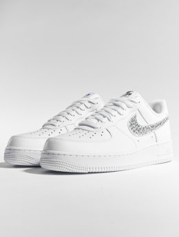 Nike Sneaker Air Force 1 '07 Lv8 Jdi Lntc bianco