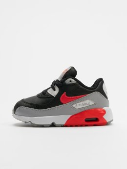 Nike Sneaker Air max 90 Leather Toddler grau