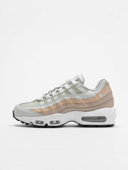 Nike Air Max 95 Sneakers Light Silvernd/White/Moon Particle