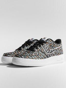 Nike Sneaker Air Force 1 '07 Lv8 Jdi nero
