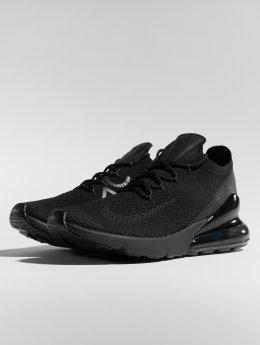 Nike Sneaker Air Max 270 Flyknit nero