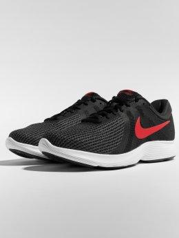 Nike Sneaker Revolution 4 Running schwarz