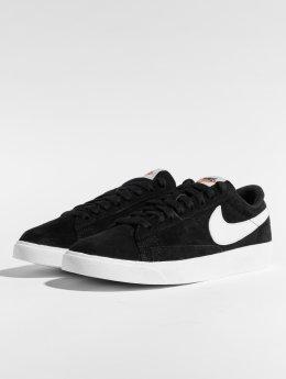 Nike sneaker Blazer Low Suede zwart