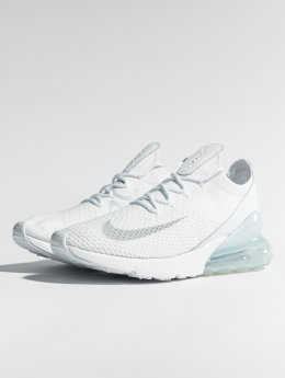 Nike Sneakers Air Max 270 Flyknit biela