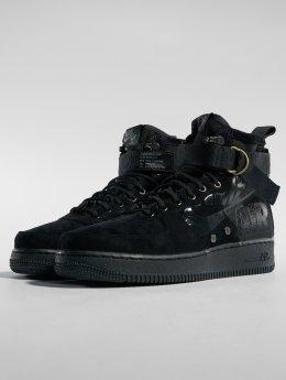 Nike Sneakers Sf Air Force 1 Mid czarny