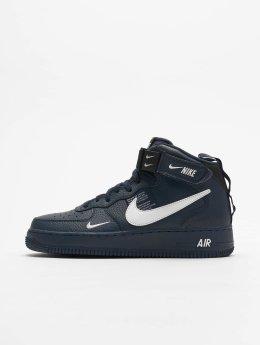 Nike Sneakers Air Force 1 Mid '07 LV8 modrá