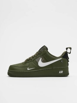 Nike Sneakers Air Force 1 '07 Lv8 Utility oliwkowy