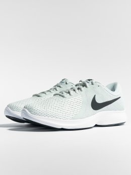 Nike Sneakers Revolution 4 Running silver colored