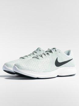 Nike Sneakers Revolution 4 Running strieborná