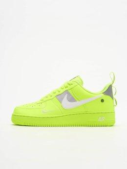 Nike Sneakers Air Force 1 '07 Lv8 Utility zielony