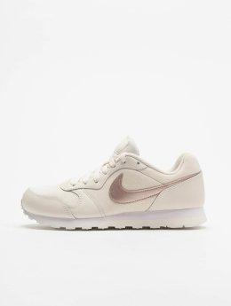 Nike Snejkry MD Runner 2 GS  bílý