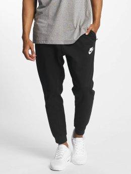 Nike Spodnie do joggingu NSW AV15 czarny