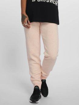 Nike Spodnie do joggingu Sportswear rózowy