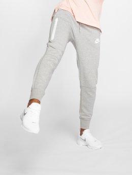 Nike Spodnie do joggingu Sportswear Tech Fleece szary