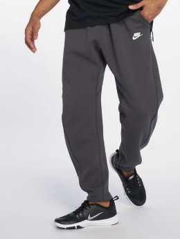Nike Spodnie do joggingu Tech Fleece szary