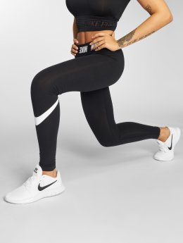 Nike Sportsleggings Club sort