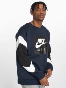 Nike Svetry  modrý