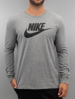 Nike Sweat & Pull Sportswear gris