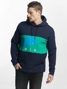 Nike Sweat capuche Air NSW bleu