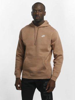 Nike Sweat capuche Sportswear brun