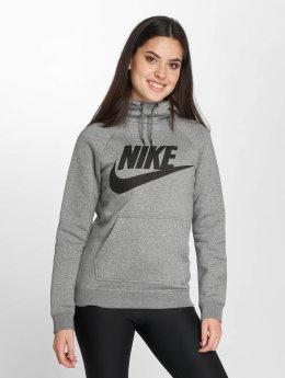 Nike Sweat capuche AH6492 gris