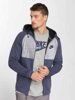 Nike Sweatvest AV15 Fleece blauw