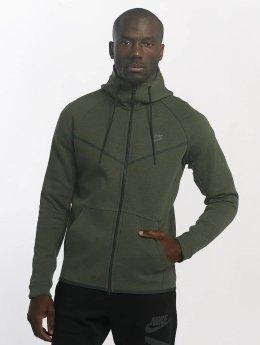 Nike Sweatvest Sportswear Tech Fleece groen