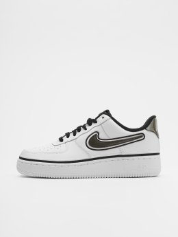 Nike Tøysko Air Force 1 '07 Lv8 Sport hvit