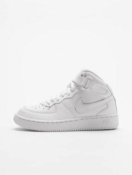 Nike Tøysko Force 1 Mid PS hvit