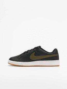 Nike Tøysko Court Royale svart