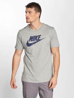 Nike T-paidat Sportswear Pack 2 harmaa