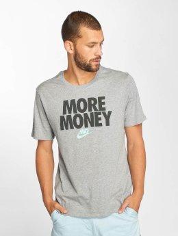 Nike T-paidat Table 12 harmaa