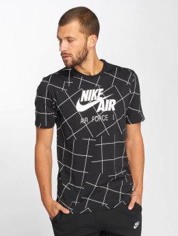 Nike T-Shirt Air Force 1 2 black