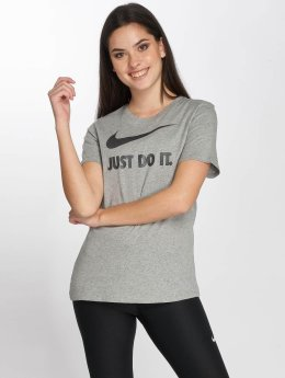 Nike T-Shirt Just do it grau