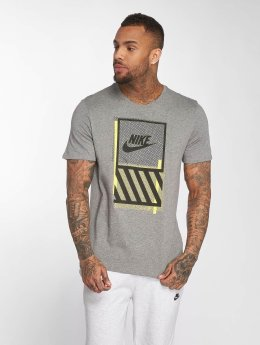 Nike T-Shirt Sportswear Table Futura 2 grau