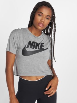 Nike T-Shirt Essential grau