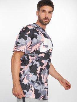 Nike t-shirt Sportswear grijs