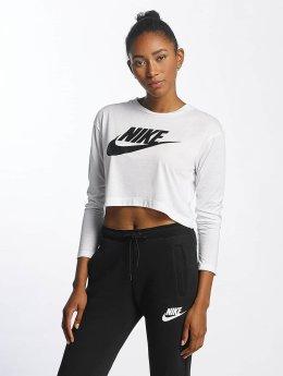 Nike T-Shirt manches longues HBR blanc