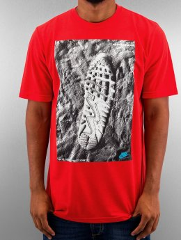 Nike T-Shirt Moon Walkin red