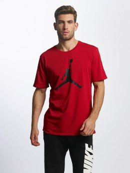 Nike T-Shirt JSW Brand rot