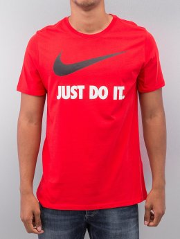 Nike T-Shirt New JDI Swoosh rouge