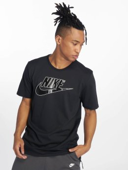 Nike T-Shirt Paul schwarz