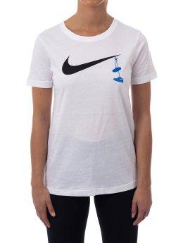 Nike T-Shirt Tee Swoosh weiß