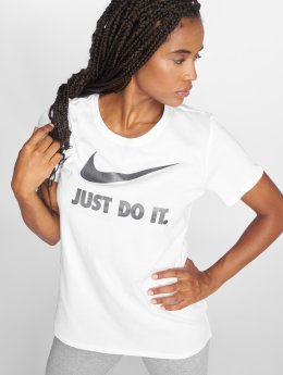 Nike T-Shirt Just do it white