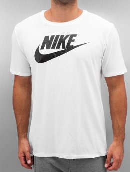 Nike T-shirts Futura Icon hvid