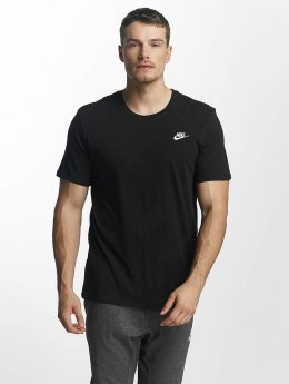 Nike T-Shirty NSW Club czarny