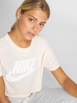 Nike T-Shirty Sportswear Essential rózowy