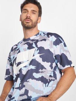 Nike T-skjorter Sportswear blå