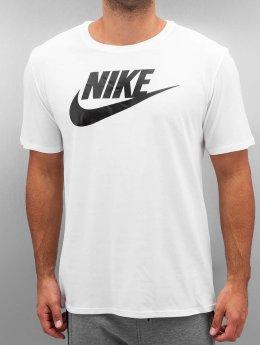 Nike T-skjorter Futura Icon hvit